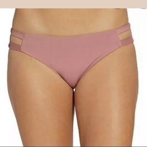 Calia Carrie Underwood Womens Side Elastic Bikini